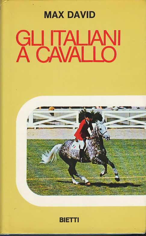 Gli italiani a cavallo