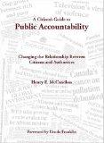 A Citizen's Guide to Public Accountability