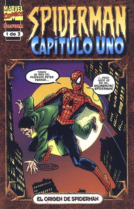 Spiderman: Capítulo uno #1 (de 3)