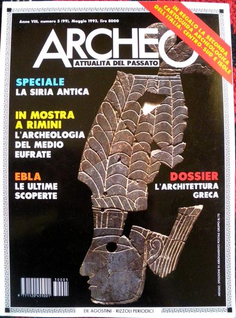 Archeo attualità del passato n. 99
