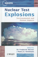 Nuclear test explosions