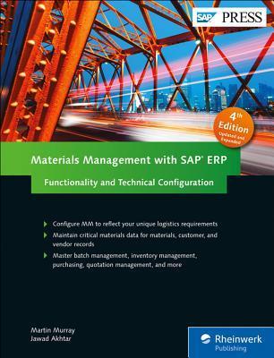 Materials Management With SAP ERP