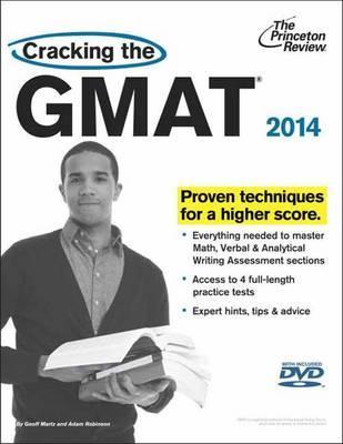 Cracking the GMAT, 2014
