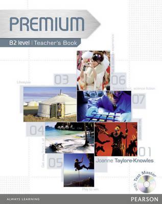 Premium B2 Level Teachers Book/test Master CD-ROM Pack