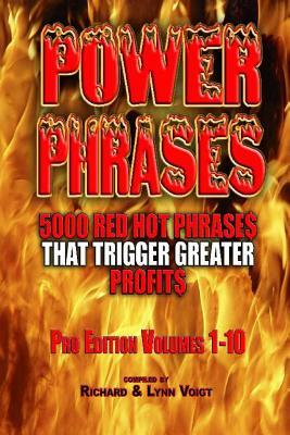 Power Phrases Pro Edition - (Complete Series 1-10)