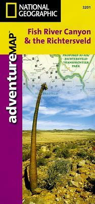 National Geographic Fish River Canyon & the Richtersveld