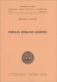 Populus romanus quirites