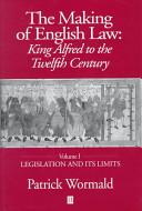 Legislation and Its Limits