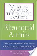 What to Do when the Doctor Says It's Rheumatoid Arthritis