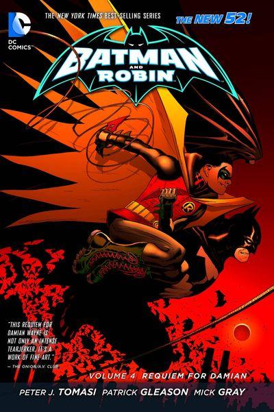 Batman and Robin, Vol. 4