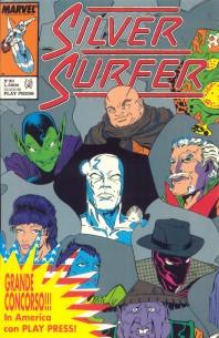 Silver Surfer n. 30 ...