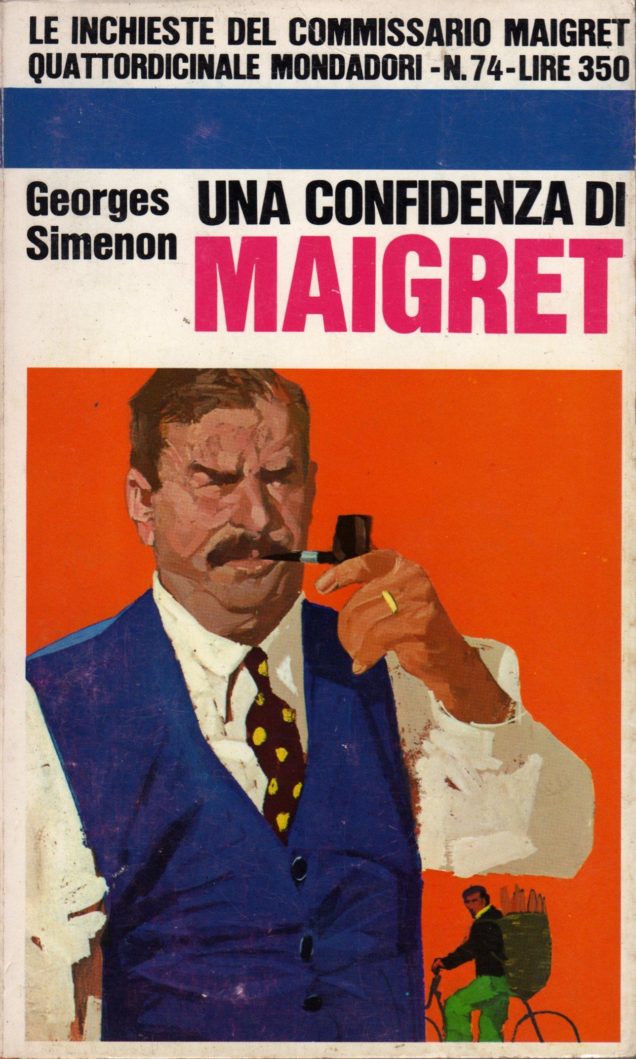 Una confidenza di Maigret