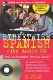 Streetwise Spanish Book w/Audio CD