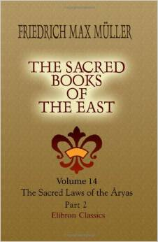 The Sacred Books of the East, Vol. 14
