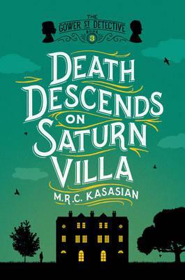 Death Descends on Saturn Villa