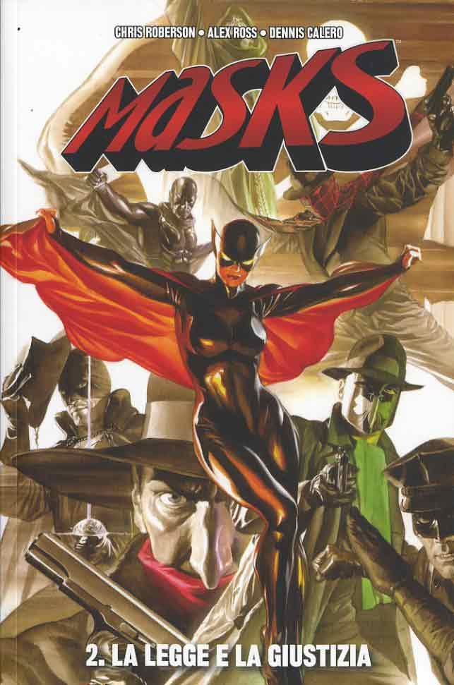 Masks vol. 2