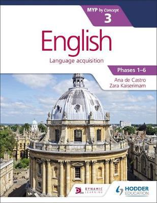 English for the IB MYP 3