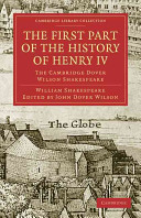 The First Part of the History of Henry IV, Part 1