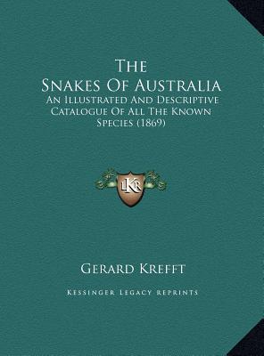 The Snakes of Australia