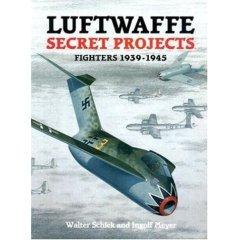 Luftwaffe secret projets