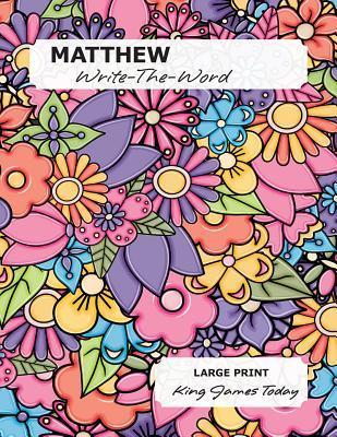 MATTHEW Write-The-Wo...