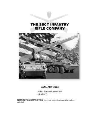 Field Manual Fm 3-21.11 the Sbct Infantry Rifle Company January 2003