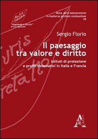 Il paesaggio tra valore e diritto. Istituti di protezione e profili sistematici in Italia e Francia