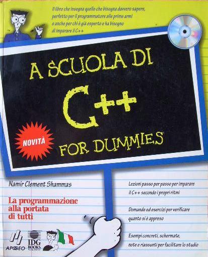 A scuola di C++