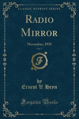Radio Mirror, Vol. 5