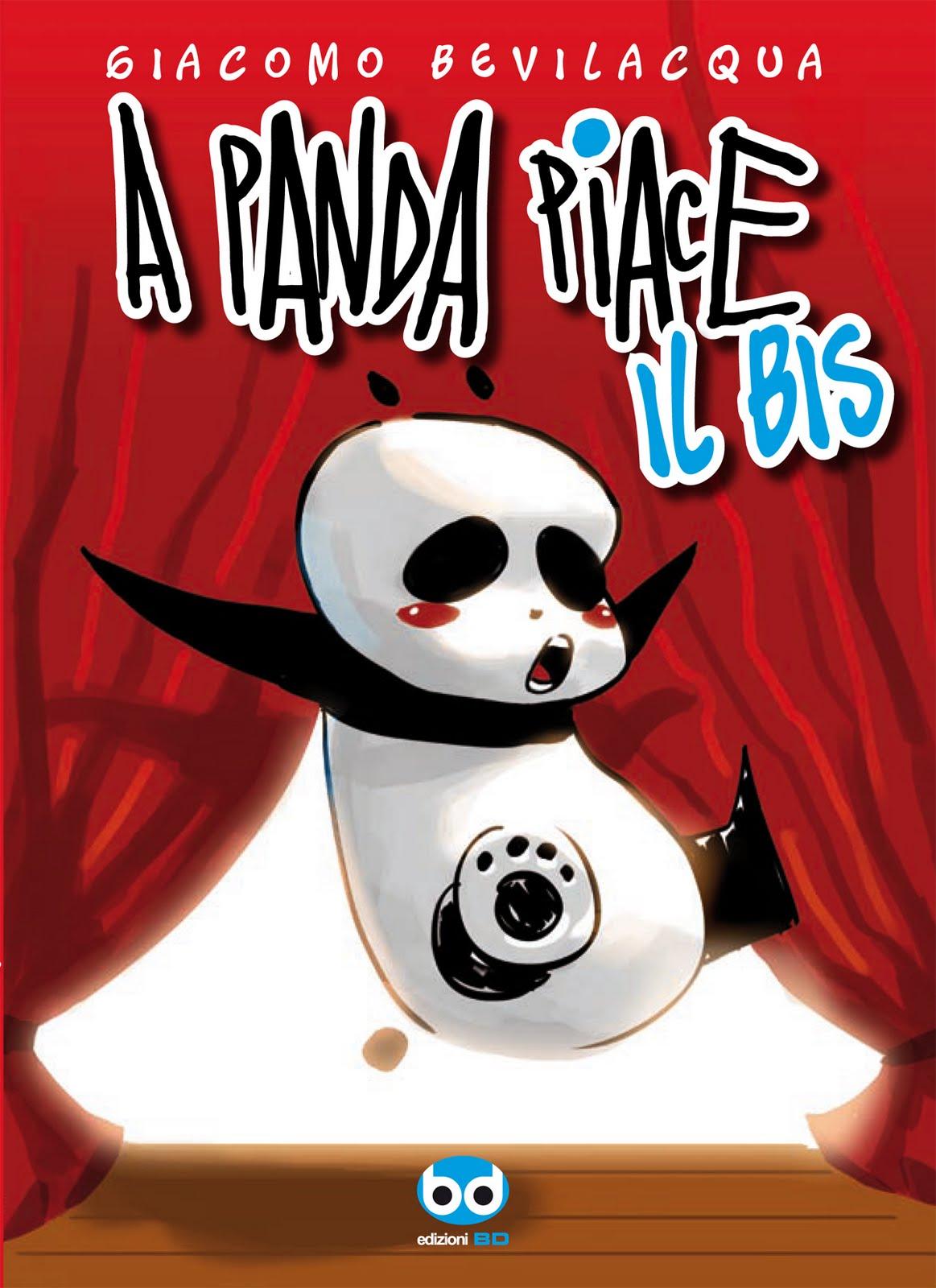 A panda piace il bis