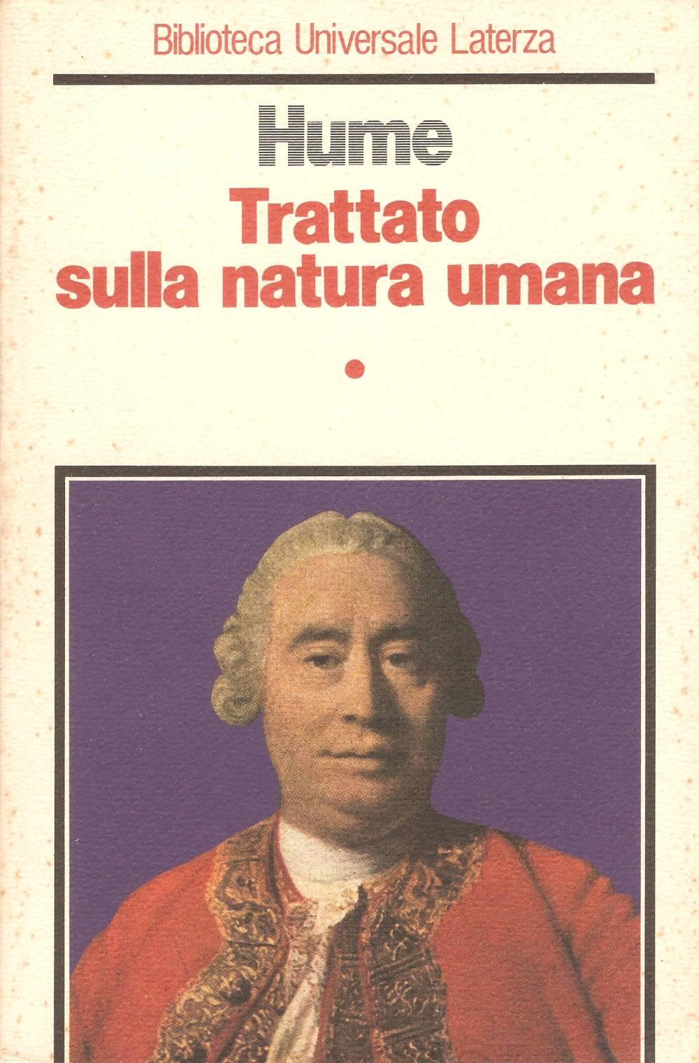 Trattato sulla natur...