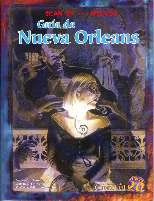 Guía de Nueva Orlea...