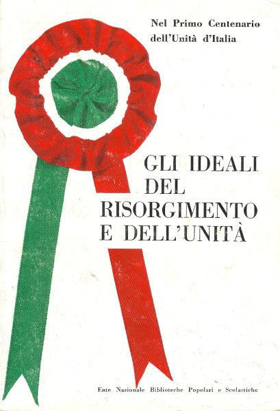 Gli ideali del Risorgimento e dell'Unità