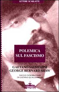 Polemica sul fascism...