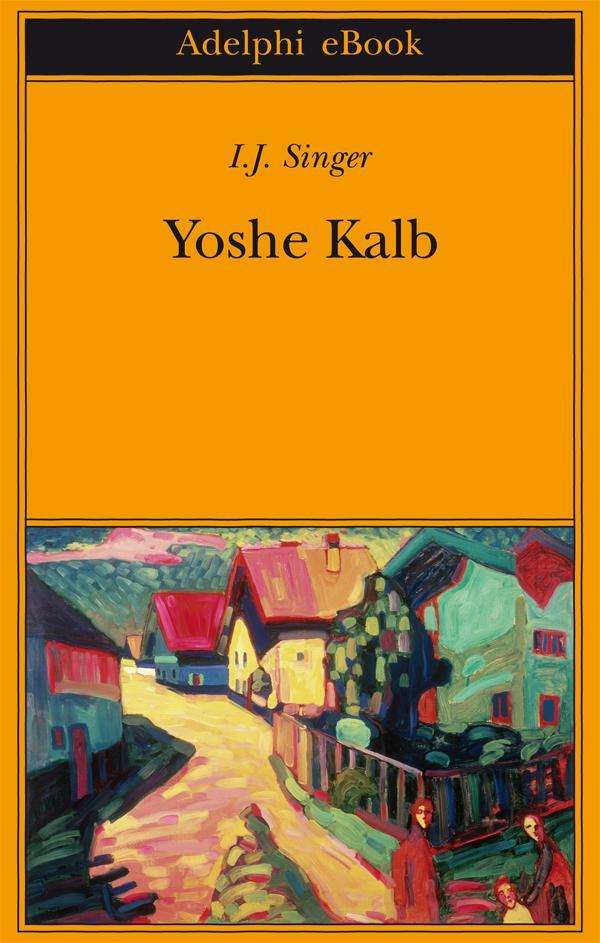 Yoshe Kalb