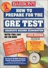Barron's How to Prepare for the Gre