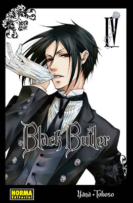 Black Butler #4