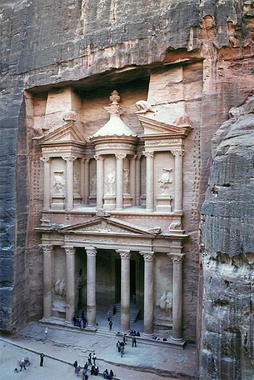 Petra e le città morte della Siria