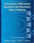 Student Solutions Manual to accompany Boyce Elementary Differential Equations 8th Edition and Elementary Differential Equations w/ Boundary Value Problems 8th Edition