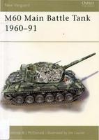M60 Main Battle Tank 1960 -91
