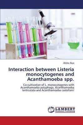 Interaction between Listeria monocytogenes and Acanthamoeba spp.