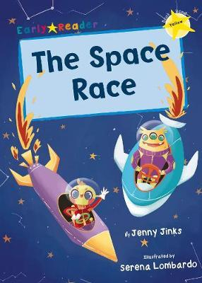 Early Reader The Space Race Yellow Band