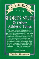Careers for Sports Nuts