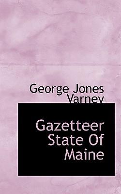 Gazetteer State of Maine
