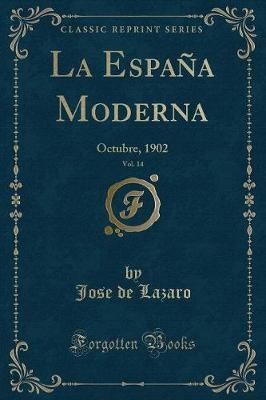 La España Moderna, Vol. 14