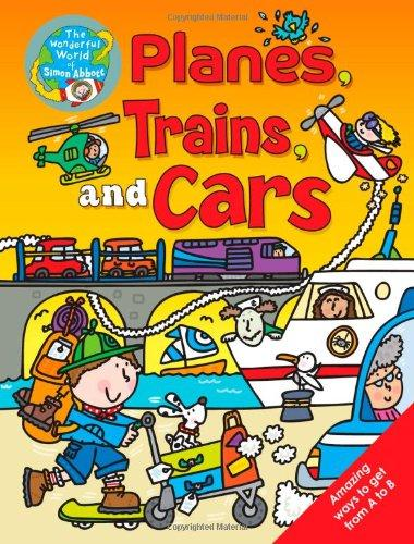 Planes, Trains and Cars