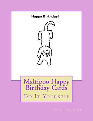 Maltipoo Happy Birth...