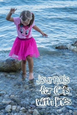 Journals for Girls With Lines