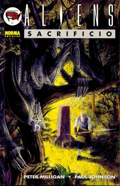 Aliens: Sacrificio