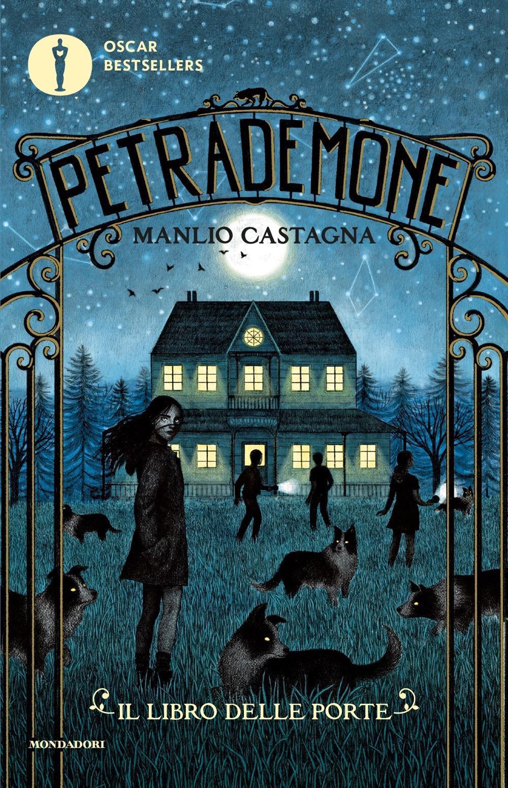 Petrademone - 1. Il libro delle porte